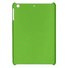 Polka Dots Apple Ipad Mini Hardshell Case by Valentinaart