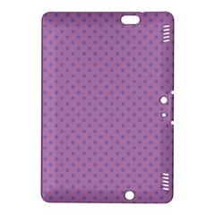 Polka Dots Kindle Fire Hdx 8 9  Hardshell Case by Valentinaart