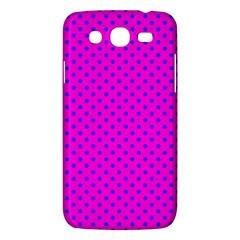 Polka Dots Samsung Galaxy Mega 5 8 I9152 Hardshell Case  by Valentinaart