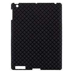 Polka Dots Apple Ipad 3/4 Hardshell Case by Valentinaart