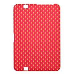 Polka Dots Kindle Fire Hd 8 9  by Valentinaart