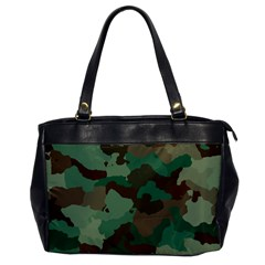 Camouflage Pattern A Completely Seamless Tile Able Background Design Office Handbags by Simbadda