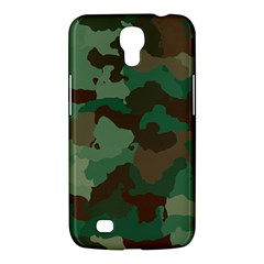 Camouflage Pattern A Completely Seamless Tile Able Background Design Samsung Galaxy Mega 6 3  I9200 Hardshell Case by Simbadda