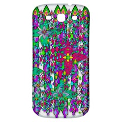 Sunny Roses In Rainy Weather Pop Art Samsung Galaxy S3 S Iii Classic Hardshell Back Case by pepitasart