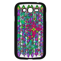 Sunny Roses In Rainy Weather Pop Art Samsung Galaxy Grand Duos I9082 Case (black) by pepitasart