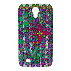Sunny Roses In Rainy Weather Pop Art Samsung Galaxy Mega 6 3  I9200 Hardshell Case by pepitasart