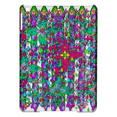 Sunny Roses In Rainy Weather Pop Art Ipad Air Hardshell Cases by pepitasart