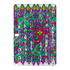 Sunny Roses In Rainy Weather Pop Art Samsung Galaxy Tab Pro 10 1 Hardshell Case by pepitasart