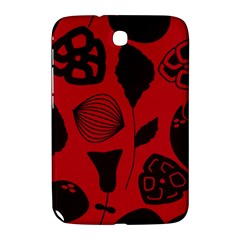 Congregation Of Floral Shades Pattern Samsung Galaxy Note 8 0 N5100 Hardshell Case  by Simbadda