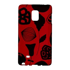 Congregation Of Floral Shades Pattern Galaxy Note Edge by Simbadda