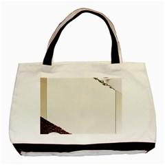 Greeting Card Coffee Mood Basic Tote Bag by Simbadda