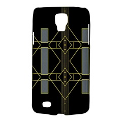 Simple Art Deco Style  Galaxy S4 Active by Simbadda