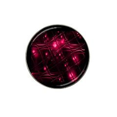 Picture Of Love In Magenta Declaration Of Love Hat Clip Ball Marker (10 Pack) by Simbadda