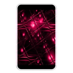 Picture Of Love In Magenta Declaration Of Love Memory Card Reader by Simbadda