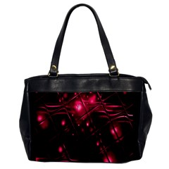 Picture Of Love In Magenta Declaration Of Love Office Handbags by Simbadda