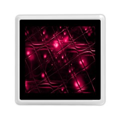 Picture Of Love In Magenta Declaration Of Love Memory Card Reader (square)  by Simbadda