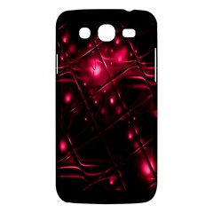 Picture Of Love In Magenta Declaration Of Love Samsung Galaxy Mega 5 8 I9152 Hardshell Case  by Simbadda