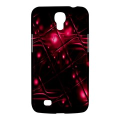 Picture Of Love In Magenta Declaration Of Love Samsung Galaxy Mega 6 3  I9200 Hardshell Case by Simbadda