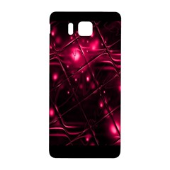 Picture Of Love In Magenta Declaration Of Love Samsung Galaxy Alpha Hardshell Back Case by Simbadda