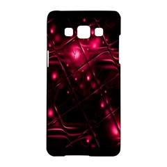 Picture Of Love In Magenta Declaration Of Love Samsung Galaxy A5 Hardshell Case