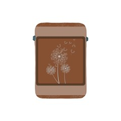 Dandelion Frame Card Template For Scrapbooking Apple Ipad Mini Protective Soft Cases by Simbadda