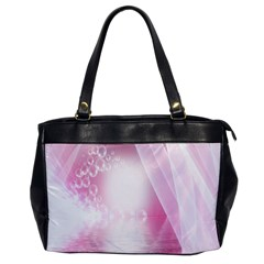 Realm Of Dreams Light Effect Abstract Background Office Handbags by Simbadda