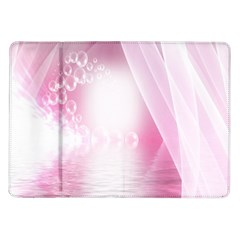 Realm Of Dreams Light Effect Abstract Background Samsung Galaxy Tab 10 1  P7500 Flip Case by Simbadda