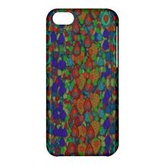 Sea Of Mermaids Apple Iphone 5c Hardshell Case by pepitasart