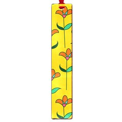 Small Flowers Pattern Floral Seamless Vector Large Book Marks by Simbadda