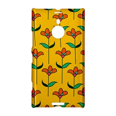 Small Flowers Pattern Floral Seamless Vector Nokia Lumia 1520 by Simbadda