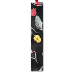 Colorful Tulip Wallpaper Pattern Background Pattern Wallpaper Large Book Marks by Simbadda