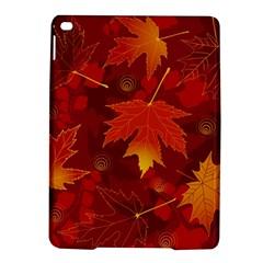 Autumn Leaves Fall Maple Ipad Air 2 Hardshell Cases by Simbadda