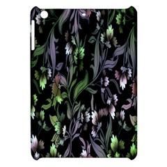 Floral Pattern Background Apple Ipad Mini Hardshell Case by Simbadda
