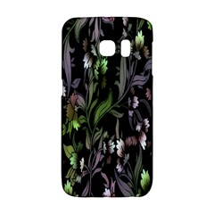 Floral Pattern Background Galaxy S6 Edge