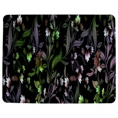 Floral Pattern Background Jigsaw Puzzle Photo Stand (rectangular) by Simbadda