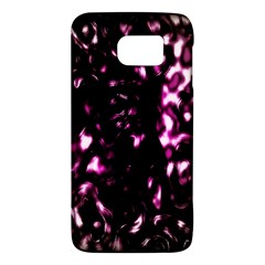 Background Structure Magenta Brown Galaxy S6 by Simbadda
