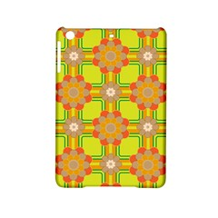 Floral Pattern Wallpaper Background Beautiful Colorful Ipad Mini 2 Hardshell Cases by Simbadda