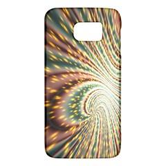 Vortex Glow Abstract Background Galaxy S6 by Simbadda