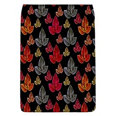Leaves Pattern Background Flap Covers (s)  by Simbadda