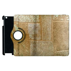 Texture Of Ceramic Tile Apple Ipad 2 Flip 360 Case by Simbadda
