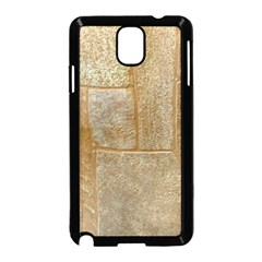 Texture Of Ceramic Tile Samsung Galaxy Note 3 Neo Hardshell Case (Black)