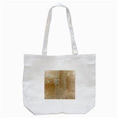 Texture Of Ceramic Tile Tote Bag (white) by Simbadda