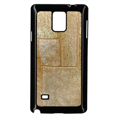 Texture Of Ceramic Tile Samsung Galaxy Note 4 Case (black)