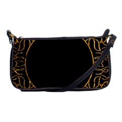 Abstract  Frame Pattern Card Shoulder Clutch Bags by Simbadda