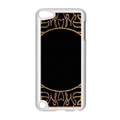 Abstract  Frame Pattern Card Apple Ipod Touch 5 Case (white) by Simbadda