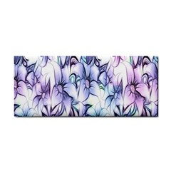Floral Pattern Background Cosmetic Storage Cases by Simbadda