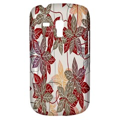 Floral Pattern Background Galaxy S3 Mini by Simbadda