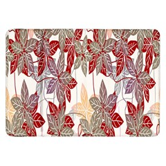 Floral Pattern Background Samsung Galaxy Tab 8 9  P7300 Flip Case by Simbadda