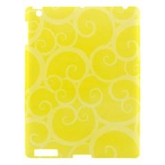 Pattern Apple Ipad 3/4 Hardshell Case by Valentinaart