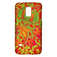 Floral Pattern Galaxy S5 Mini by Valentinaart